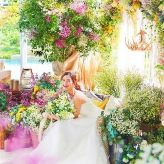 ≪1組限定≫花嫁体験♪【憧れのドレス試着×豪華試食】2大体験フェア