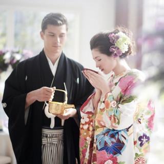 【神社プラン有】神殿&選べる神社ご紹介×和婚プランナー相談会