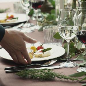 《大臣賞受賞シェフのスペシャリテ》人気ウエディングメニュー試食会