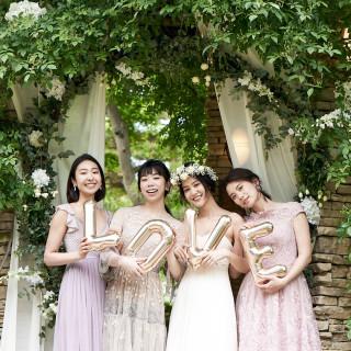 【家族婚も友人とのパーティも】9つの会場から選べるパレスウエディング