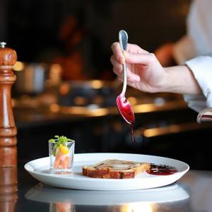 料理で選ばれるホテル 至福の美食会