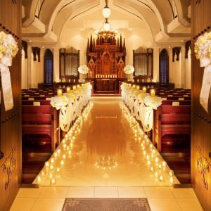 チャペル「サンタムール」これからふたりの新しいストーリーがはじまる|ホテルメトロポリタン山形の写真(401100)