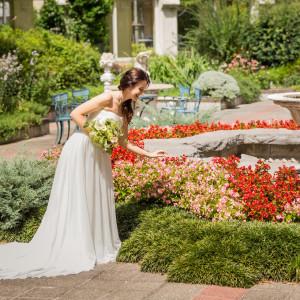四季折々の草花が楽しめる ロイヤルオークホテル スパ&ガーデンズの写真(694455)