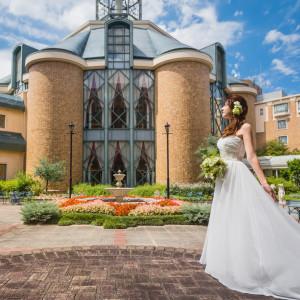 ホテルには7つのガーデンがあり四季折々の草木が楽しめます ロイヤルオークホテル スパ&ガーデンズの写真(694454)
