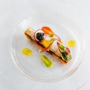 前菜は披露宴のスタートをより華やかに彩る大切な一皿 ロイヤルオークホテル スパ&ガーデンズの写真(830120)