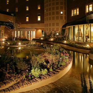 デイナイトのガーデンも美しい ロイヤルオークホテル スパ&ガーデンズの写真(874176)
