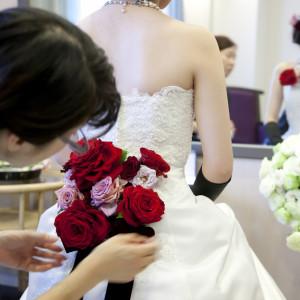 花嫁が最も美しい姿でいれるよう徹底サポート ロイヤルオークホテル スパ&ガーデンズの写真(263894)
