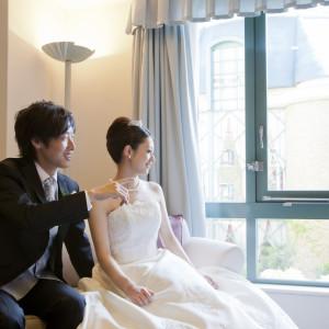ブライズルームではゆったり寛いで ロイヤルオークホテル スパ&ガーデンズの写真(263905)
