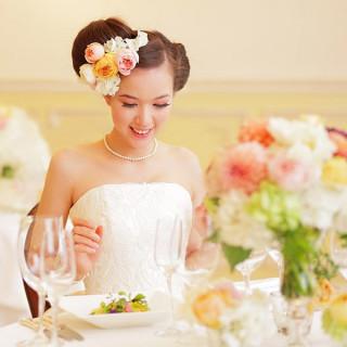 コース試食付◆四季の花と緑に溢れる上質な邸宅レストラン体感フェア