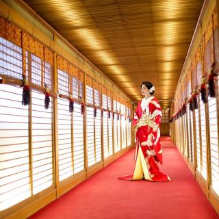 【神社直結会場で安心】模擬挙式&婚礼コース無料試食付フェア