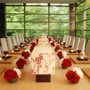 少人数に最適な会場「神空庭しんくうてい」 報徳二宮神社 報徳会館の写真(2109936)