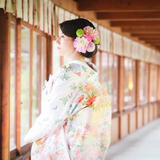 【和婚をお考えの方へ】《平日限定》選べる和装試着&神社挙式体験フェア