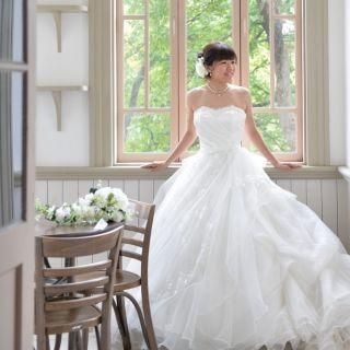 【一足早く花嫁体験♪】憧れのドレス試着★プリンセスフェア