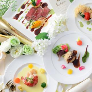 【1日で全て分かる♪】無料☆婚礼料理試食付きホテル体感フェア