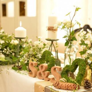 【結婚式当日のリアルを体感♪】先輩花嫁の本番☆直前見学フェア