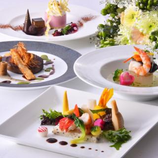 【ホテルの料理でおもてなし】無料◆人気婚礼コース料理試食会