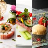 新潟県産の素材を使用した料理は、遠方からのゲストにも喜ばれる