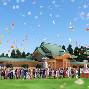 【祝150年記念】◆新潟縣護國神社◆神門回廊誕生×無料試食付きフェア