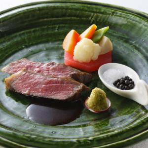 【人気コース試食】料理長メニュー説明付ウエディングフェア