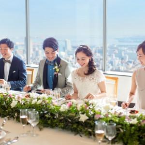 【絶景と美食でもてなす結婚式】無料試食付&ホテル婚相談会