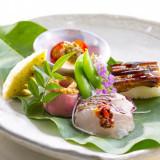 旬の素材をシンプルに、素材を味を楽しめるお料理。幅広い年齢層のゲストにご満足頂けます。