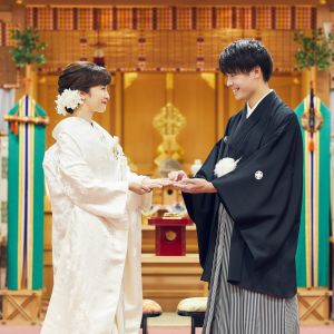 【和装試着&見学】伝統を味わう和装試着で神殿見学フェア