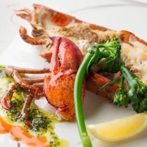 *Wedding Cuisine* おふたりを祝福する皆様にも、きっとご満足いただけると思います。 成田ビューホテルの写真(2328690)