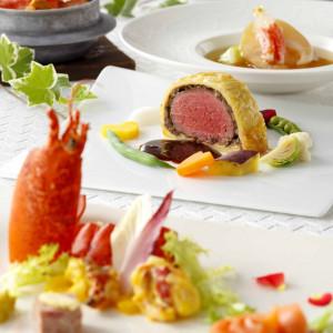 *Wedding Cuisine* おふたりを祝福する皆様にも、きっとご満足いただけると思います。 成田ビューホテルの写真(1122663)