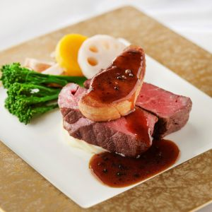 *Wedding Cuisine* おふたりを祝福する皆様にも、きっとご満足いただけると思います。 成田ビューホテルの写真(2328691)