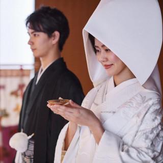 【和婚派必見フェア】 モダン神前or神社婚×2万円豪華試食付
