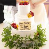 【WEDDING CAKE】