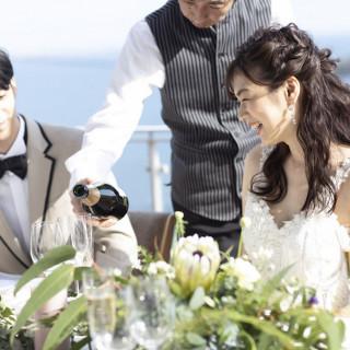 【20名様まで◆挙式+食事会】美食でもてなす贅沢wedding
