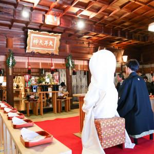 大井神社 宮美殿の写真(3525622)