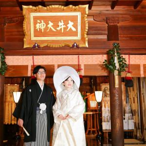 大井神社 宮美殿の写真(3525434)
