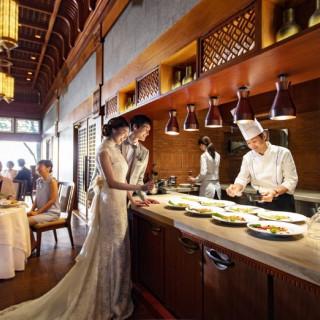 【お料理重視!】ゲストも満足♪口コミNo,1シェフ渾身の料理試食