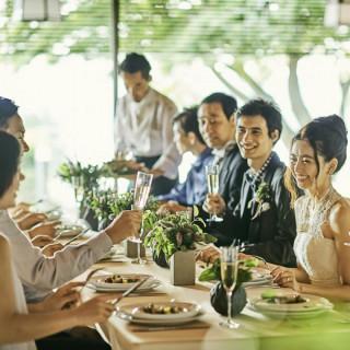 家族婚もOK!美景×美食でおもてなし少人数ウェディング相談会