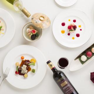 【料理重視注目☆】模擬体験×婚礼料理フルコース試食会
