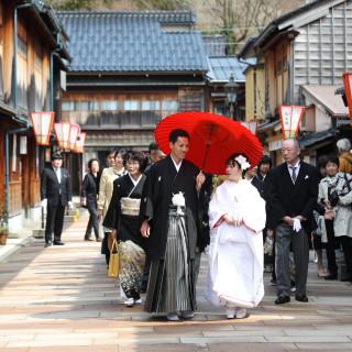【和婚派必見☆】4つの神社+茶婚式見学×和装体験×豪華ランチ付
