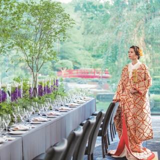 【ケーキセット付】日本庭園×和・洋ウエディング相談会