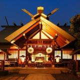 「東京五社」のひとつ。本格的な和風ウエディングを望むカップルから圧倒的支持がある