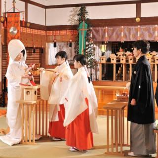 ≪東京のお伊勢さま≫縁結びの神様に誓う神前式◆和婚体験フェア