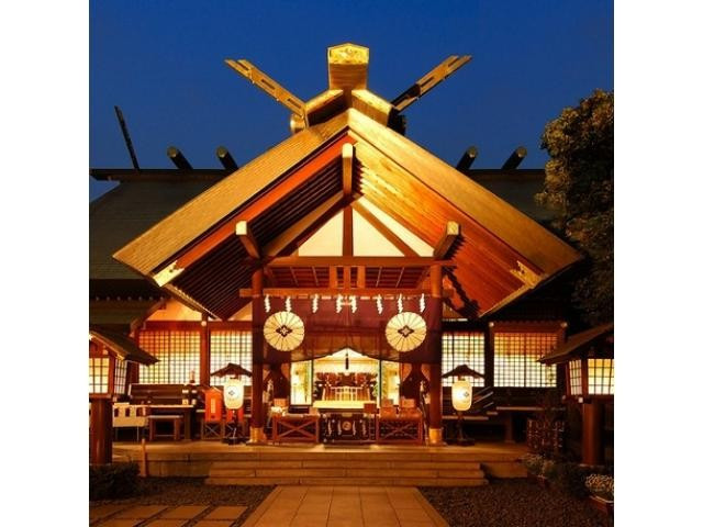 縁結びの神が宿る神殿で日本の伝統や美しさが感じられる神前式を叶えて