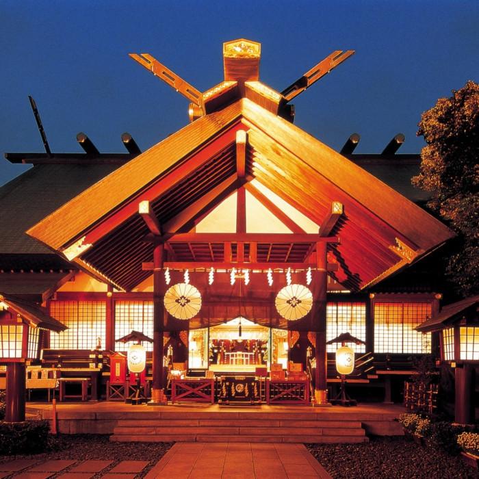 東京大神宮マツヤサロン