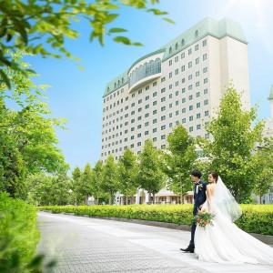 【ホテルで結婚式♪】*★宿泊30万円分の特典付★*試食×模擬挙式