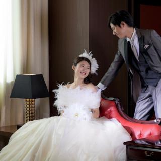 【ドレス&タキシードのレンタル無料など5つの特典】特定日に31名様以上の結婚式でプレゼント