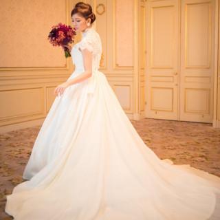 【ドレス試着OK!】人気のチャペルも見学できる花嫁体験フェア♪