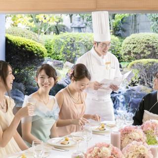 平日開催♪【無料】でご婚礼のフルコースご試食&会場ご見学フェア!