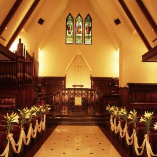 【クチコミでも絶賛!!】200年の歴史を感じる本格教会フェア