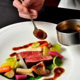 【フランス料理】富士屋ホテルの歴史を感じるお料理