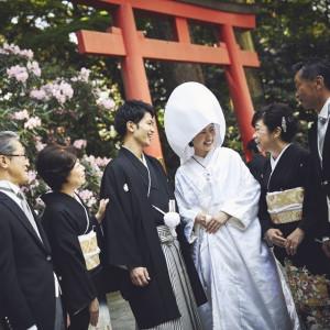 【箱根神社】伝統と格式のある本物の神前挙式|湯本富士屋ホテルの写真(5285822)